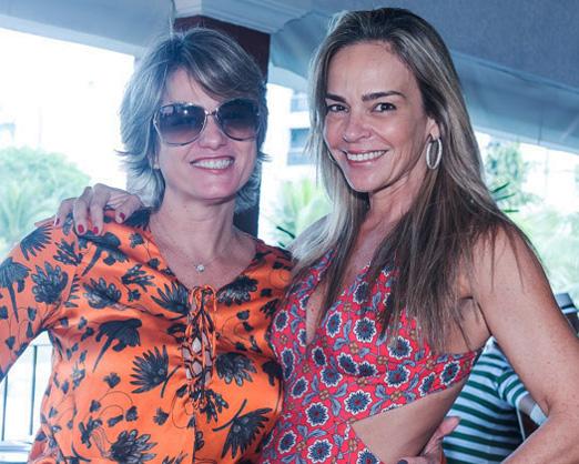 Nilza Supriano e Carol Rajão