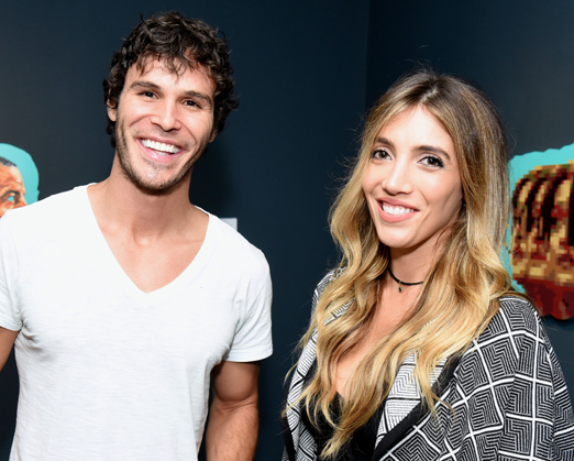 Obede Rodrigues e Natalye Bernardi
