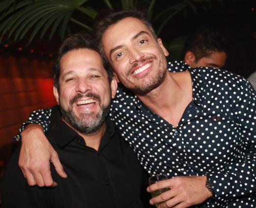 Pedro Mota e Leo Dias