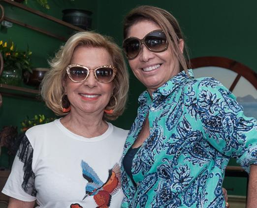 Rachel Gusmão e Rosangela Zignago