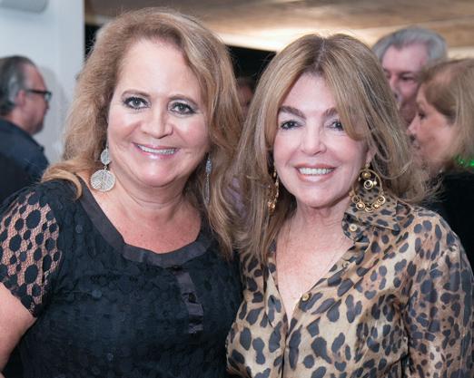 Renata Fraga e Sonia Simonsen