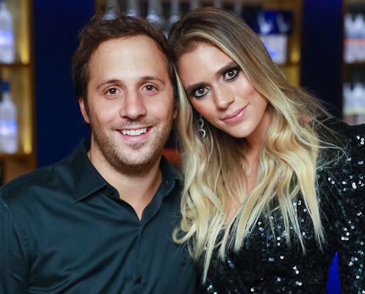 Renato Gouveia e Vivian Sena