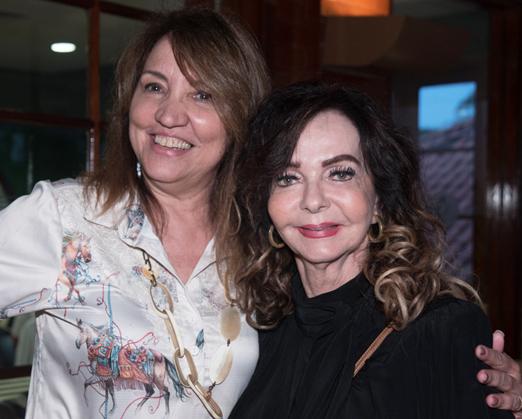 Sumaya Neves e Vera Loyola