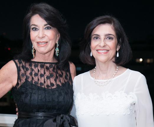 Teresa Aczel e Sima Ferman