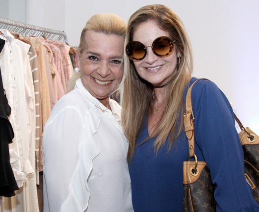 Vera Bangel e Gisela Markenson