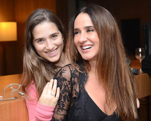 Vera Minelli e Ornella Minelli
