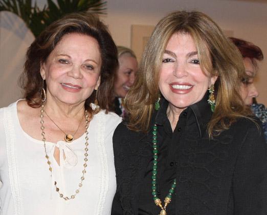 Adelina Bittencourt e Sonia Simonsen