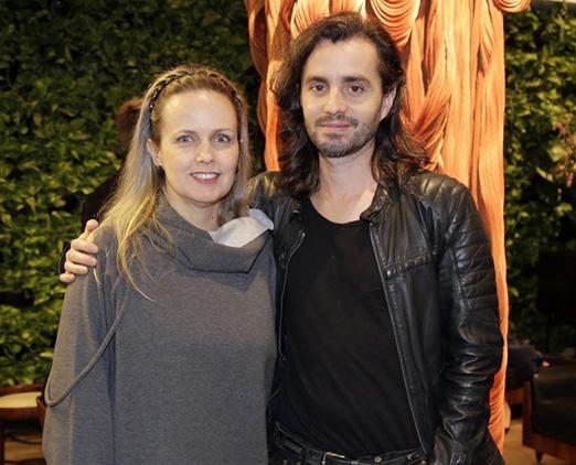 Adriana Bianchini e Rodolfo Ruben