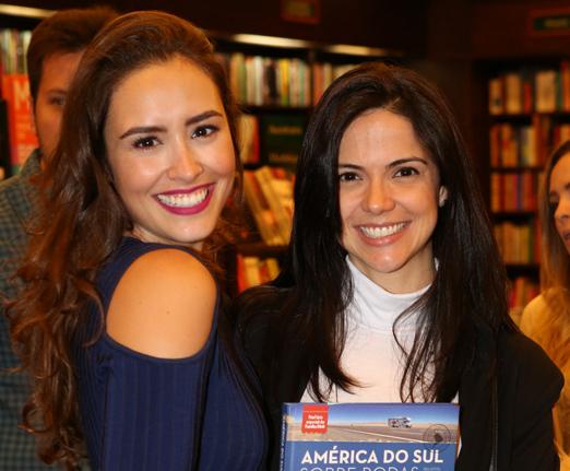 Amanda Richter e Luciana Malavasi