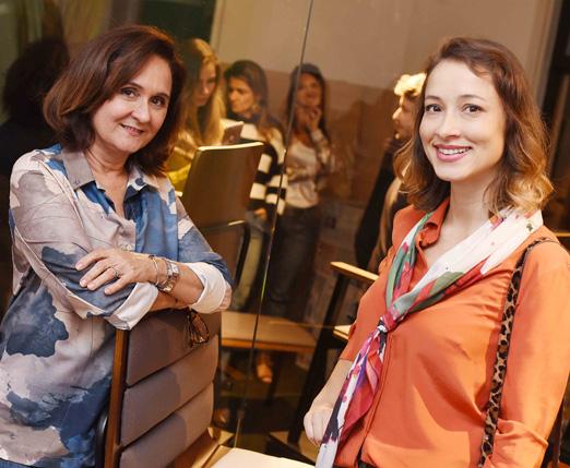 Ana Andreazza e Juliana Barros