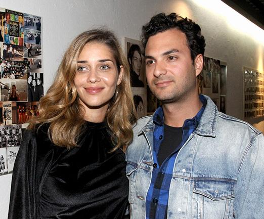 Ana Beatriz Barros e Karim El Chiaty