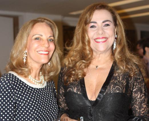 Ana de Paula e Carmen Emília Xavier Nunes