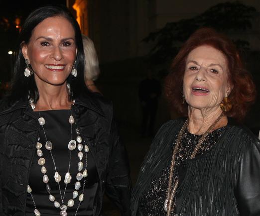 Beth Pinto Guimarães e Eliana Moura