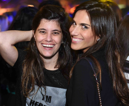 Camila Tinoco e Daniela Bernardes
