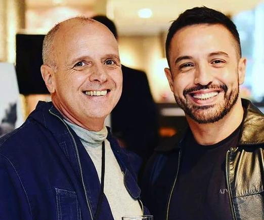 Chico Vartulli e Alexandre Cardim
