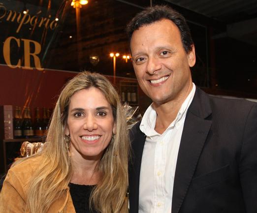 Cristiane e André Camacho