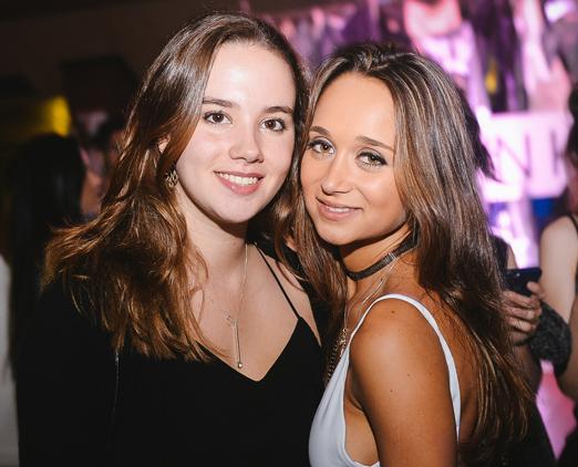 Elisa Rossetto e Heloisa Corona