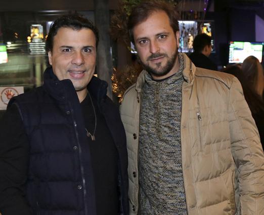 Fabio Fronterotta e Caire Aoas