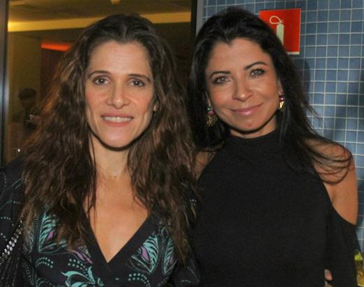 Ingrid Guimarães e Ana Lima
