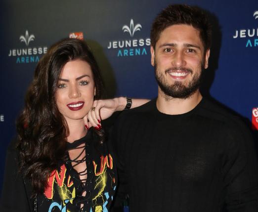 Laise Leal e Daniel Rocha