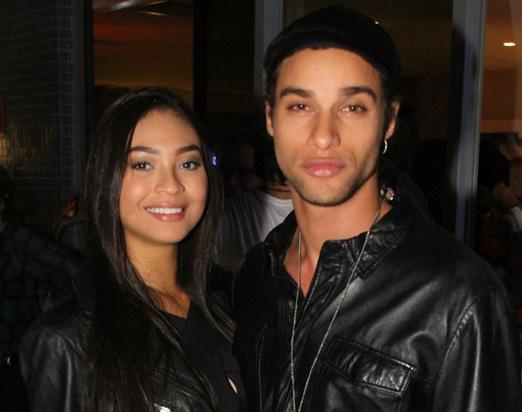 Leticia Almeida e Pablo Morais