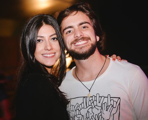 Marcela Costa e Ovidio Collesi