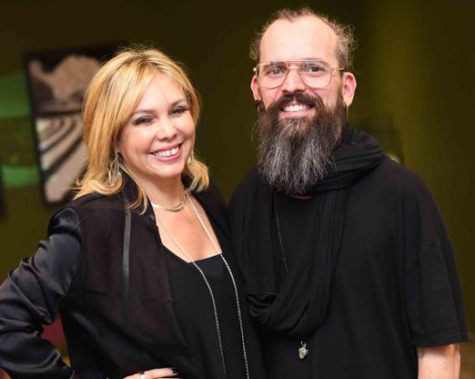 Mercedes Herrera e Igor Saboia