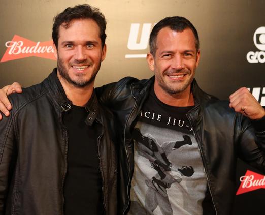 Paulo Rocha e Malvino Salvador