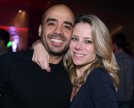 Pierre Grego e Beatriz Cunha