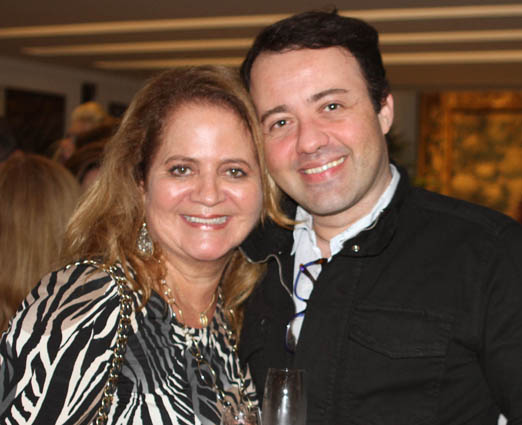 Renata Fraga e Gustavo Gonçalves