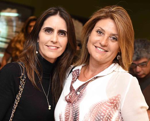 Silvia Firmo e Zorayde Pellicer