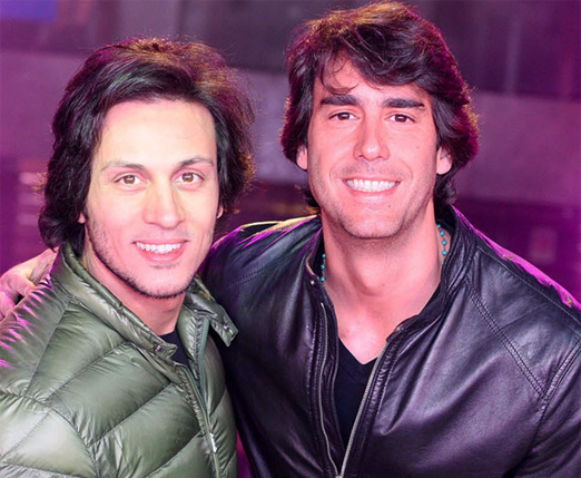 Thiago Mansur e Paulo Velloso