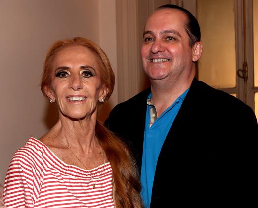 Vera Lafer e Anselmo Zolla