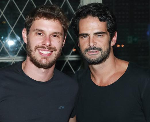 Bruno Rezende e Thiago Camilo