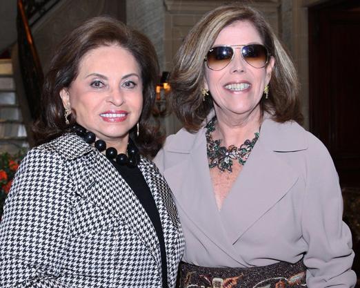 Cleuba Verri e Sylvia de Castro