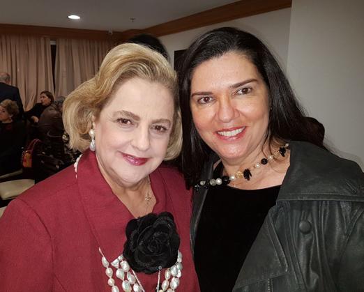 Cristina Aboim e Joana Teixeira