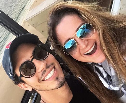 Gabriel David e Alessandra Pirotelli