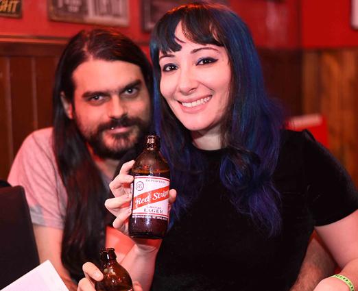 Gabriel Peres e Ana De Ferreira