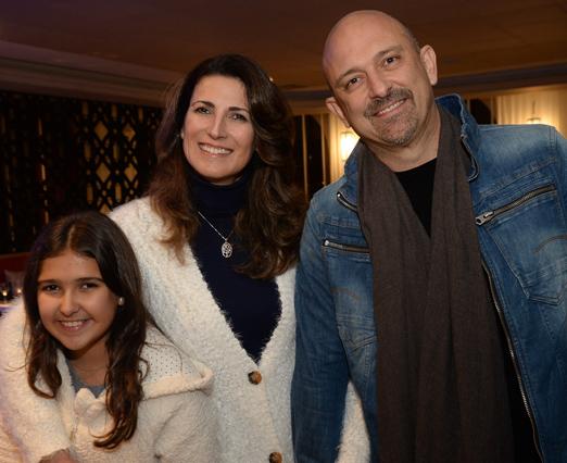 Jacqueline Dalabona, Luis Banhara e a pequena Nathalia