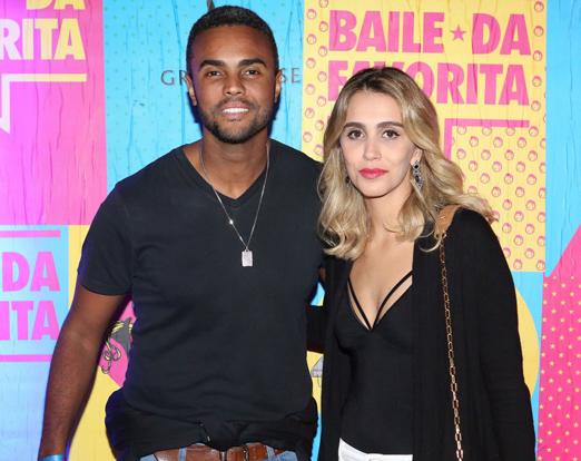 Jorge de Sá e Daniella Santos