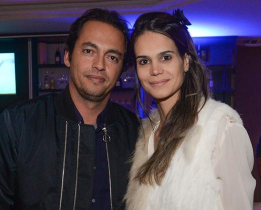 Luciano Faustino e Regina Zeferino