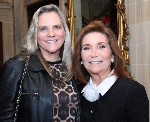 Maninha Barbosa e Ruth Niskier