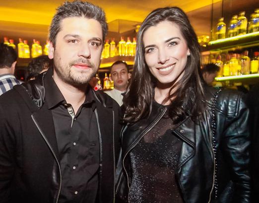 Marcelo Mussi e Anna Laura Bertozzi