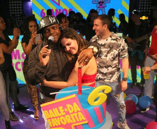 Marcinho e Carol Sampaio