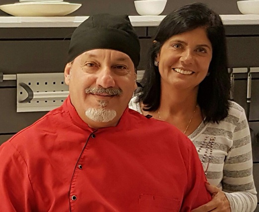 Marcos Donato e Lucia Gagliasso