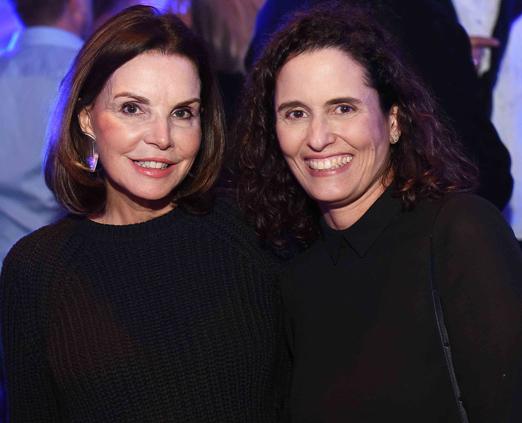 Patricia Mayer e Maritza Caneca