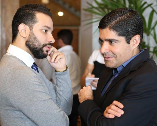 Rafael Freitas e ACM Neto