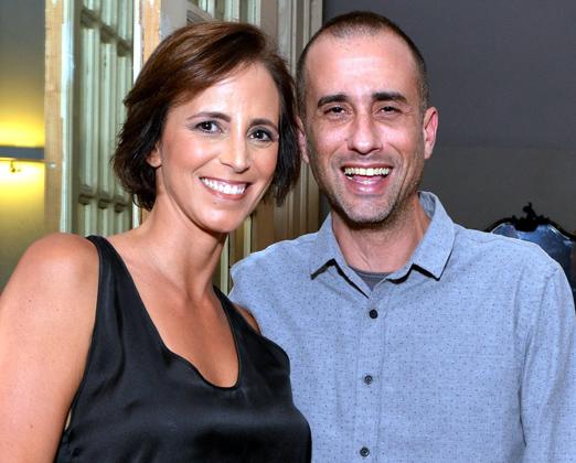 Renata Guerra e Rodrigo Rezende