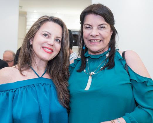 Shriley Maia e Rose May Addario