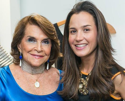 Sonia Isnard e Joana Nolasco